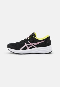 ASICS - PATRIOT 12 - Obuwie do biegania treningowe - black/hot pink