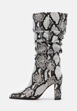 Iro - NAGY - High Heel Stiefel - black/white