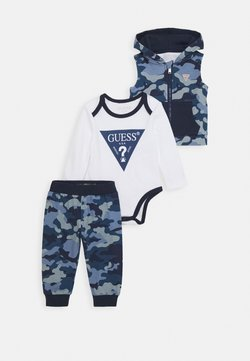 Guess - BABY SET - Smanicato - blue