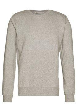 BY GARMENT MAKERS - UNISEX THE ORGANIC SWEATSHIRT - Sweater - light grey