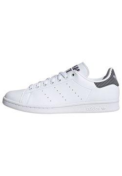 adidas Originals - STAN SMITH UNISEX - Baskets basses - ftwr white/light blue/clear pink
