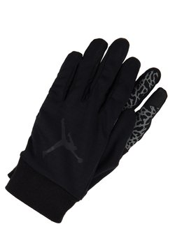 Jordan - SPHERE GLOVES - Fingervantar - black/dark grey/gym red