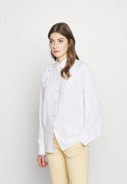 N°21 - Button-down blouse - white