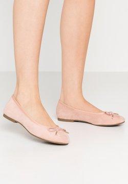 Tamaris - Klassischer  Ballerina - rose