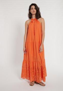 Ana Alcazar - CAMMY - Maxikleid - orange