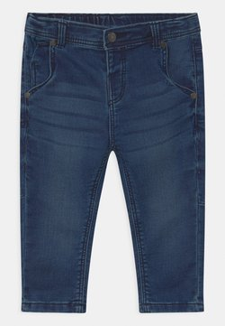 OVS - TERRY  - Slim fit jeans - dark denim