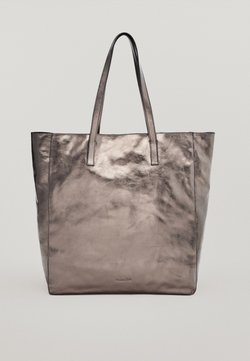 Massimo Dutti - Shopping Bag - gold