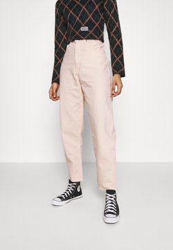 Levi's® - HIGH LOOSE TAPER - Relaxed fit jeans - off-white
