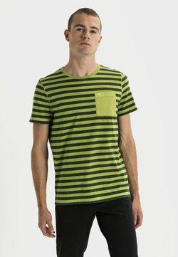 camel active - T-Shirt print - lime