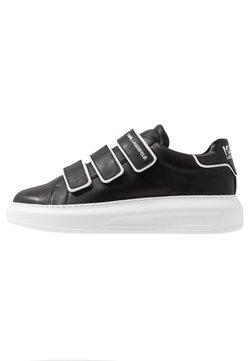 KARL LAGERFELD - KAPRI MENS STRAP - Sneaker low - black