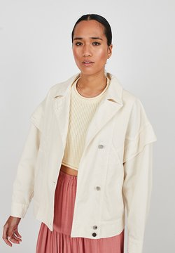 Dioxide - Veste en jean - blanco natural