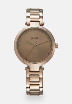 HUGO - #HOPE - Montre - gold-coloured