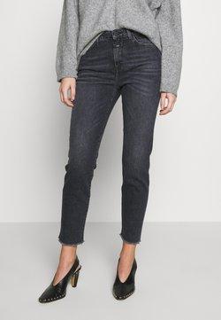 CLOSED - BAKER HIGH - Jeans slim fit - dark grey