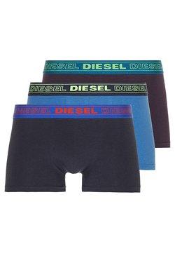 Diesel - KORYTHREEPACK 3 PACK - Panties - blue/black/purple