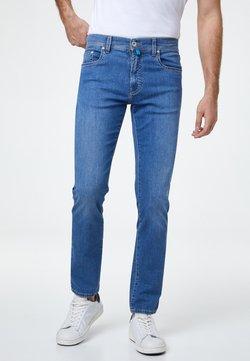 Pierre Cardin - FUTUREFLEX LYON  - Jeans Tapered Fit - mid blue
