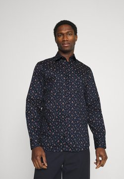 Selected Homme - SLHSLIMNEW MARK - Hemd - dark blue