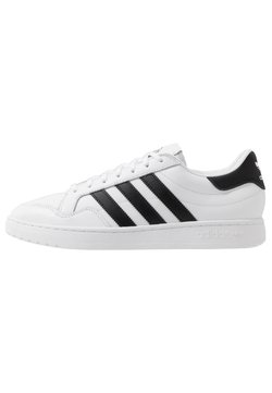 adidas Originals - TEAM COURT - Baskets basses - ftwwht/cblack/ftwwht
