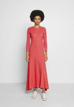 Polo Ralph Lauren - CASUAL DRESS - Maxi dress - amalfi red