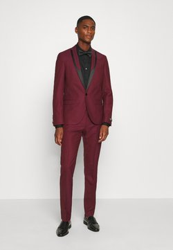 Twisted Tailor - CORMAC SUIT - Anzug - wine
