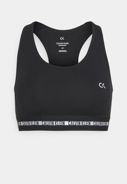 Calvin Klein Performance - BRA - Sports bra - black