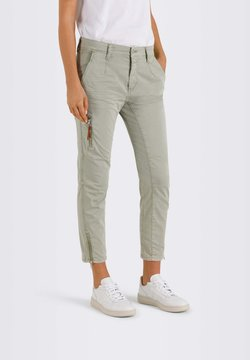 MAC Jeans - Stoffhose - green