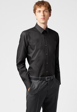 BOSS - ENZO REGULAR FIT - Businesshemd - black
