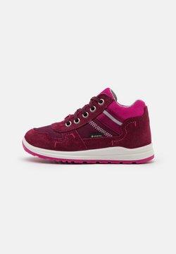 Superfit - MEL - Sneakers - rot/rosa