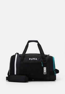 Puma - BASKETBALL PRO DUFFLE - Sac de sport - black