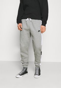 Nike Sportswear - Jogginghose - dark grey heather/white/charcoal heather/black