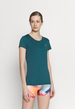 ONLY Play - ONPCLARISSA TRAINING TEE - T-Shirt basic - balsam