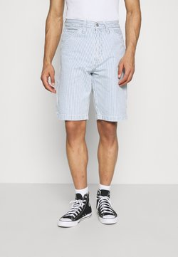 Levi's® - CARPENTER SHORT II - Jeans Shorts - multi-color
