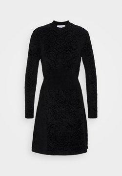 MOSCHINO - DRESS - Vestido de tubo - black
