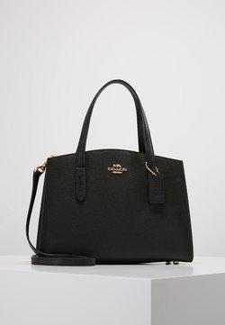 Coach - CHARLIE CARRYALL - Handtasche - black