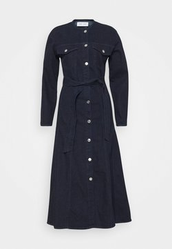 Samsøe Samsøe - BUIBUI DRESS  - Maxi dress - indigo