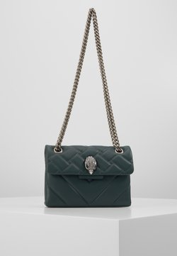 Kurt Geiger London - MINI KENSINGTON BAG - Torba na ramię - teal