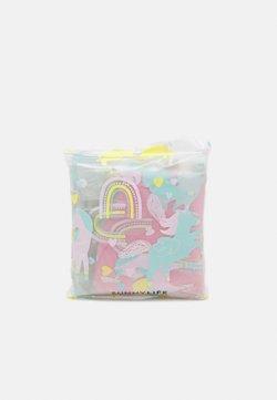 Sunnylife - UNICORN KIDS PONCHO - Regenjas - pink
