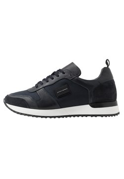 Antony Morato - RUN METAL - Sneaker low - ink blu