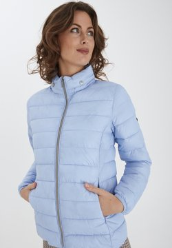 Fransa - Winterjacke - brunnera blue