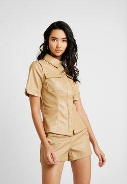 Lost Ink - SHIRT - Camisa - beige