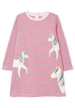 Tom Joule - Vestido informal - rosa drei pferde