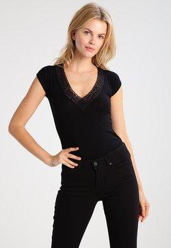 Morgan - DTAG - T-shirt print - noir
