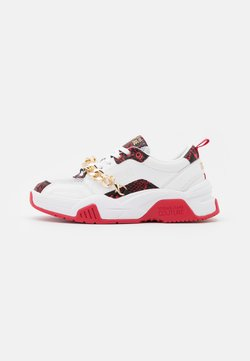 Versace Jeans Couture - Baskets basses - multicolor/white/red
