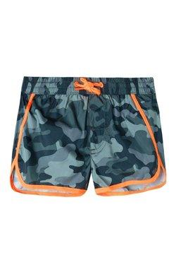 Calzedonia - VENICE MINI ME - Badeshorts - camouflage shark grey