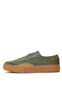 Tretorn - CAMPOS - Sneaker low - field green