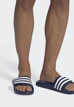 adidas Performance - ADISSAGE TND SLIDES - Badesandale - blue