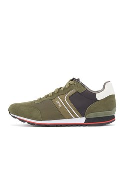 BOSS - PARKOUR_RUNN - Sneaker low - open green