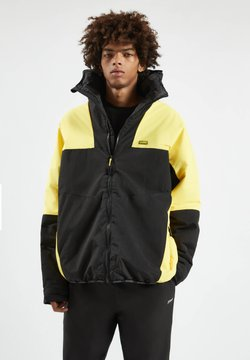 PULL&BEAR - Winterjacke - yellow