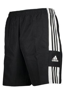 adidas Performance - kurze Sporthose - schwarzweiss