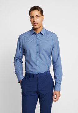 OLYMP - OLYMP NO.6 SUPER SLIM FIT  - Businesshemd - bleu