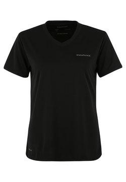 Endurance - VISTA - T-Shirt basic - black